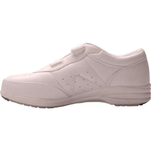Women's Propet Easy Walker White Smooth - Thumbnail 2