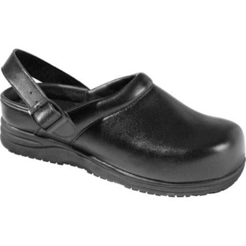 Women's Standing Comfort Swivel Black Calf
