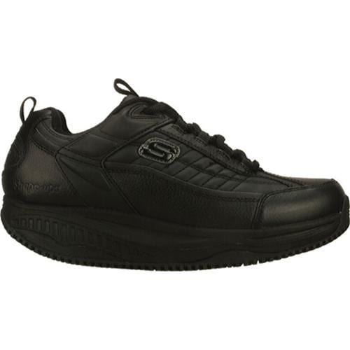 Men's Skechers Shape Ups X Wear Slip Resistant Black - Thumbnail 1