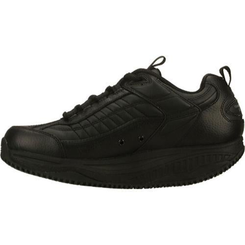 Men's Skechers Shape Ups X Wear Slip Resistant Black - Thumbnail 2