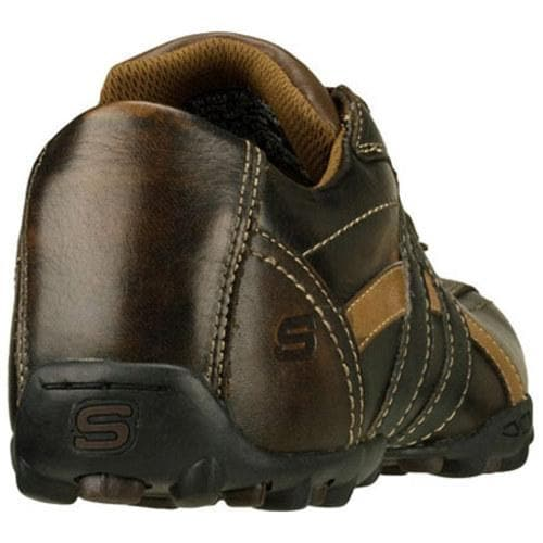 Men's Skechers Talus Ultimatum Brown - Thumbnail 2