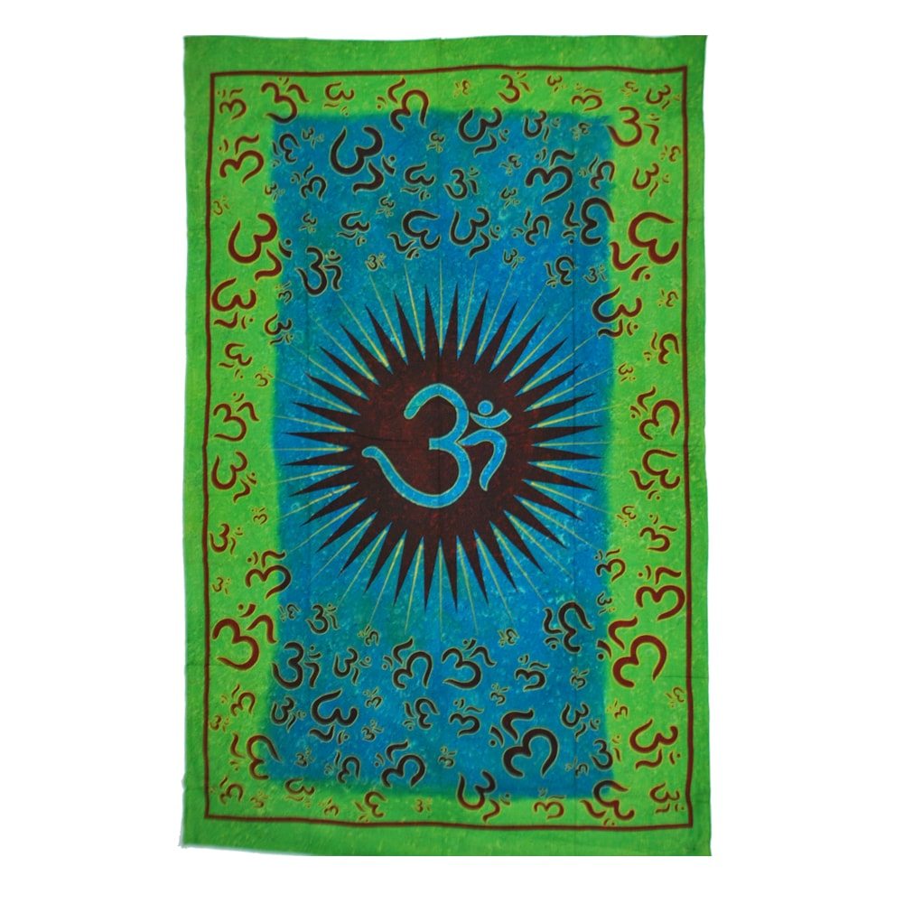 Floating Om Tapestry (India)