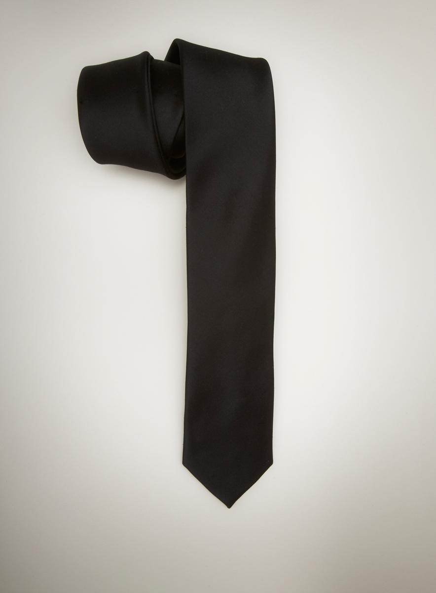 Calvin Klein Tie Satin Slim