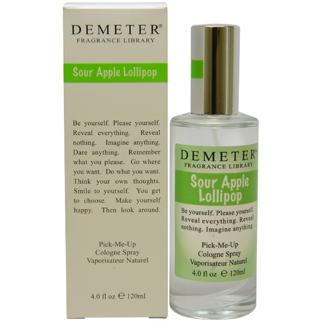 Demeter Sour Apple Lollipop Women's 4-ounce Cologne Spray