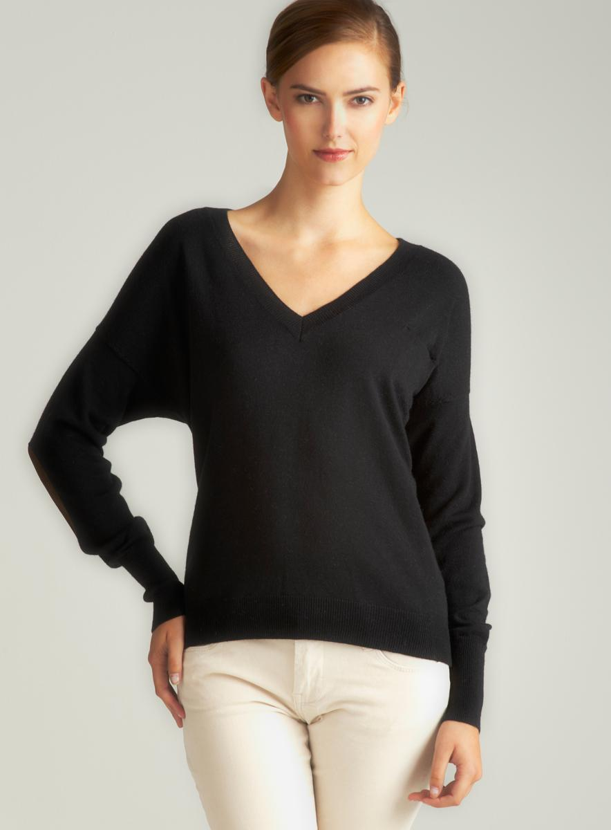 Massimo Rebecchi Sweater With Elbow Patches