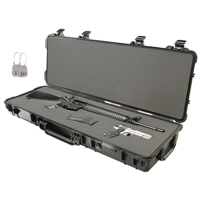 Pelican 1720 Long Gun Case with TSA-approved Locks
