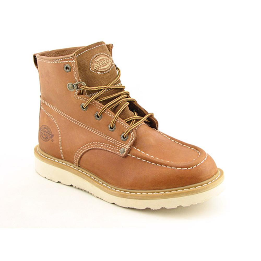 Dickies Men's 'Trader' Leather Boots (Size 10.5)