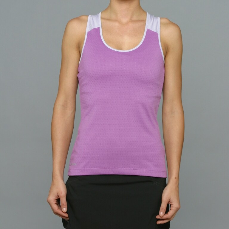 SportHill Women's Crescent Brightberry Fitness Tank Top