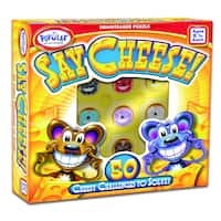 Say Cheese Brainteaser Puzzle Game