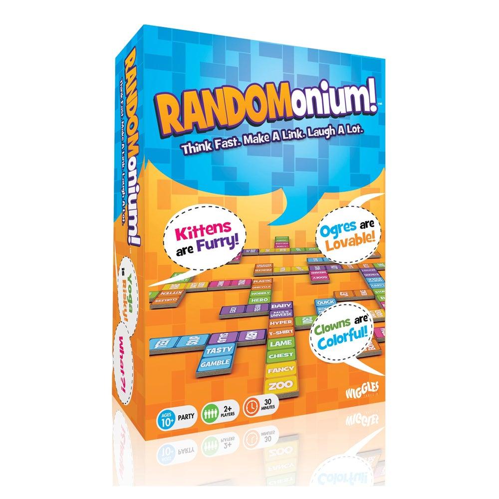 Randomonium Word Game
