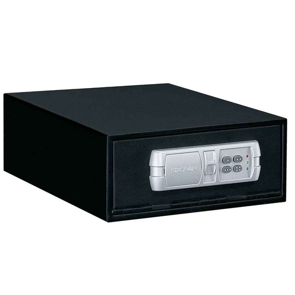 Stack-On Electronic Lock Low Profile Quick Access Safe