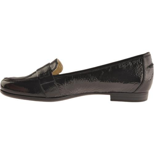 Women's Bandolino Eugenie Black Leather - Thumbnail 2