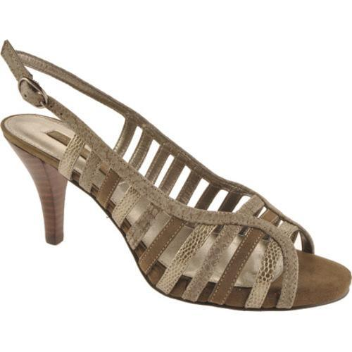 Women's Bandolino Pearlie Dark Taupe Multi Leather