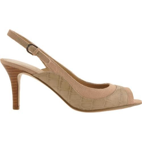 Women's Bandolino Gilded Taupe/Natural Leather - Thumbnail 1