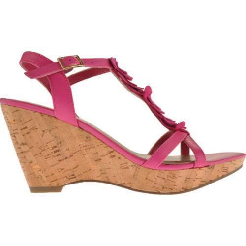 Women's Bandolino Ninette Dark Pink Multi Leather