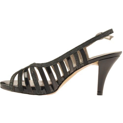 Women's Bandolino Pearlie Black Multi Leather - Thumbnail 2