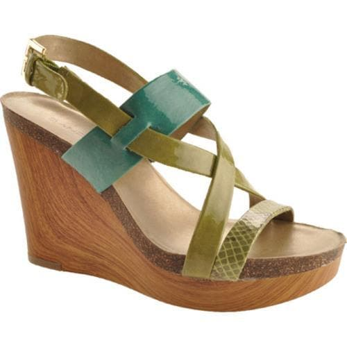 Women's Bandolino Volume Light Green Multi
