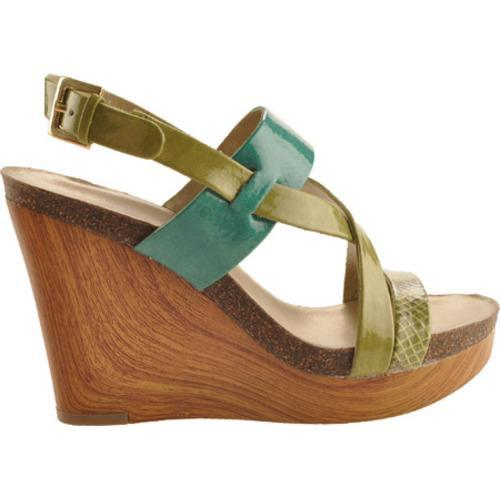 Women's Bandolino Volume Light Green Multi - Thumbnail 1