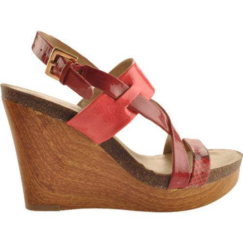 Women's Bandolino Volume Red Multi - Thumbnail 1