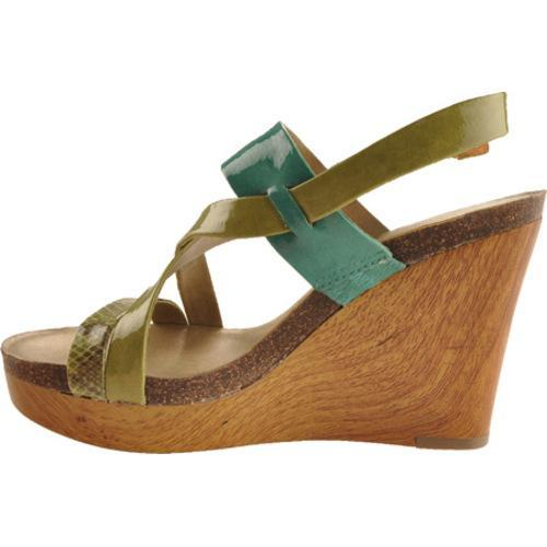 Women's Bandolino Volume Light Green Multi - Thumbnail 2