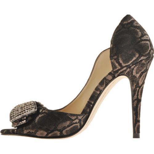 Women's Boutique 9 Derry Black Satin - Thumbnail 2