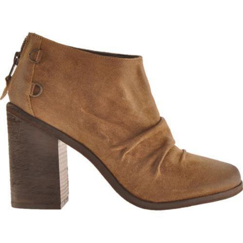 Women's Boutique 9 Shale Medium Brown Suede - Thumbnail 1