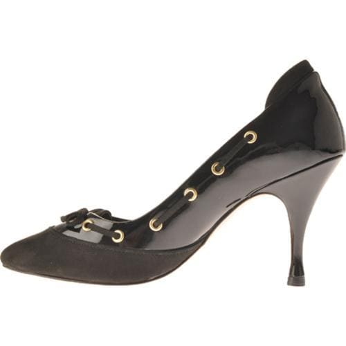 Women's Circa Joan & David Avanta Black/Black Synthetic - Thumbnail 2
