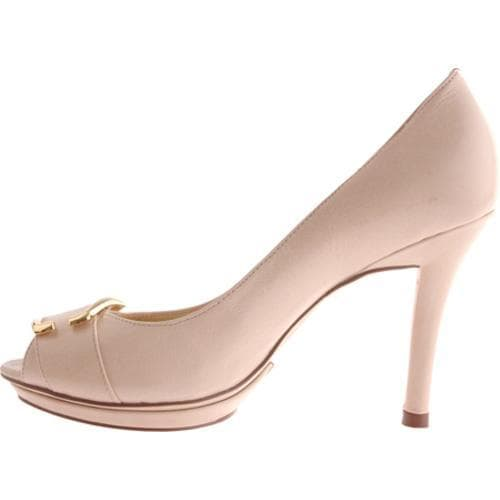 Women's Circa Joan & David Crush Ivory Leather - Thumbnail 2