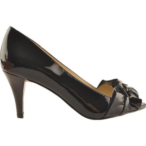 Women's Enzo Angiolini Abrese Black Patent Leather - Thumbnail 1