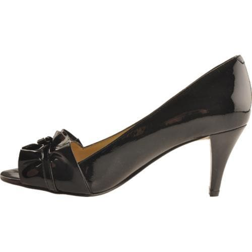Women's Enzo Angiolini Abrese Black Patent Leather - Thumbnail 2