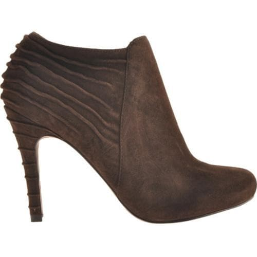 Women's Enzo Angiolini Haver Dark Brown Suede - Thumbnail 1