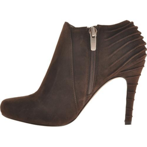 Women's Enzo Angiolini Haver Dark Brown Suede - Thumbnail 2