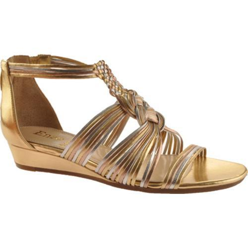 Women's Enzo Angiolini Nessta Gold Multi Synthetic