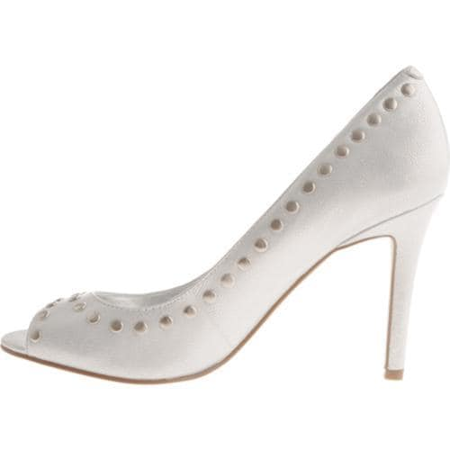 Women's Enzo Angiolini Mint White Leather