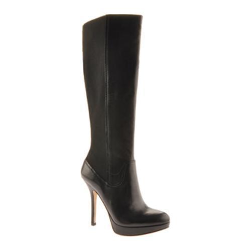 Women's Joan & David Faron Black/Black Leather