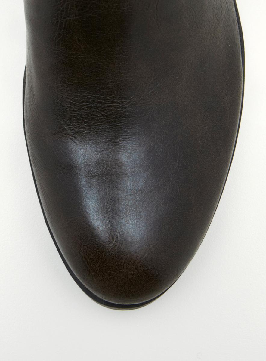 Unisa Low Heel Hi Shaft Riding Boot - Thumbnail 2