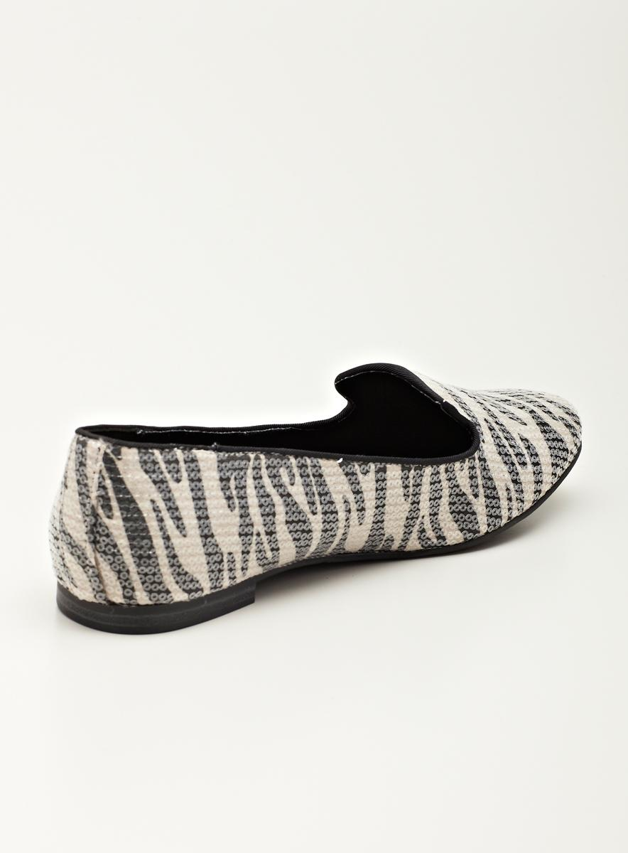 Mia Smoker Slipper With Sequin