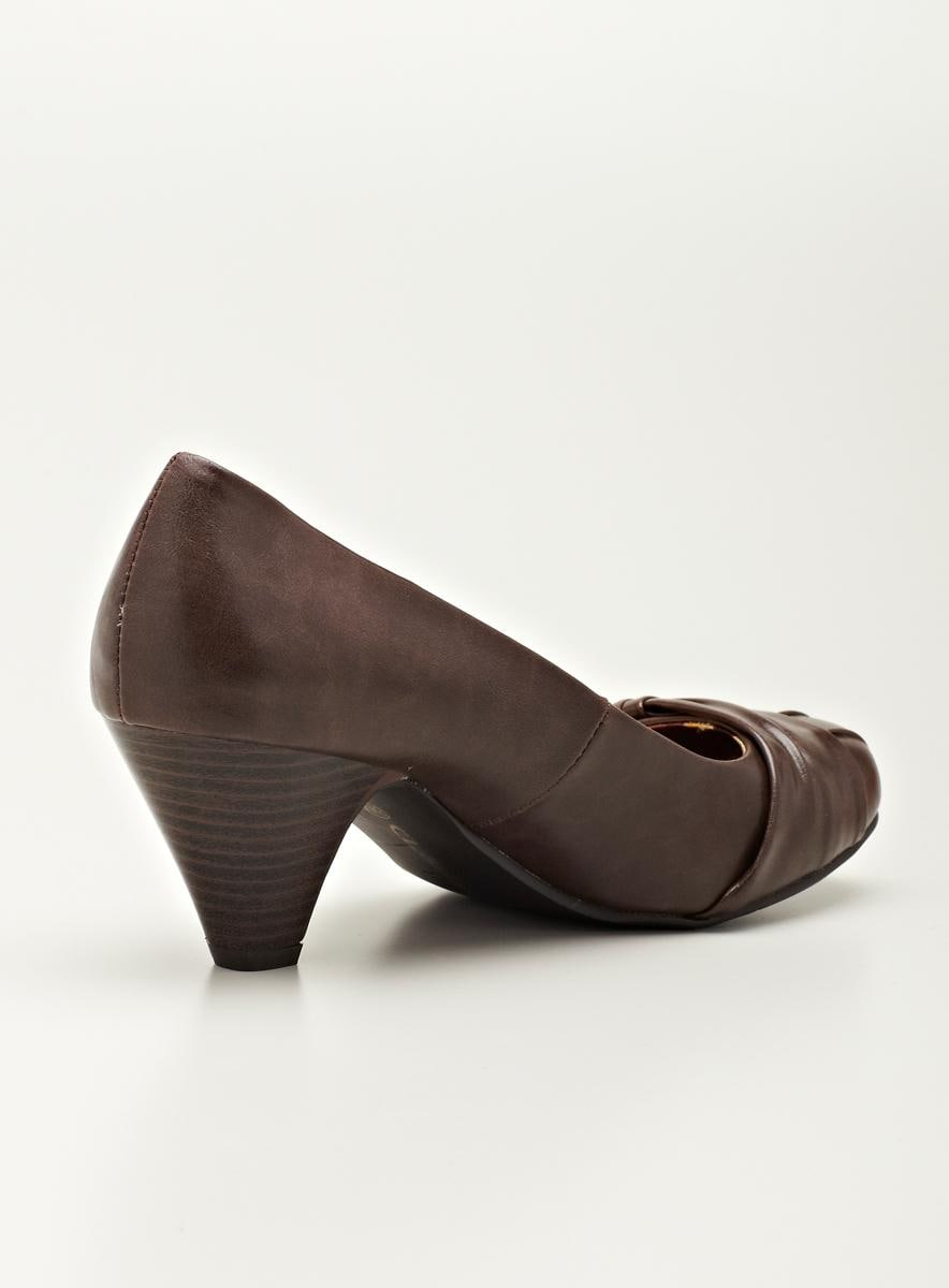 Chinese Laundry Cl Mh Round Toe Pump - Thumbnail 1