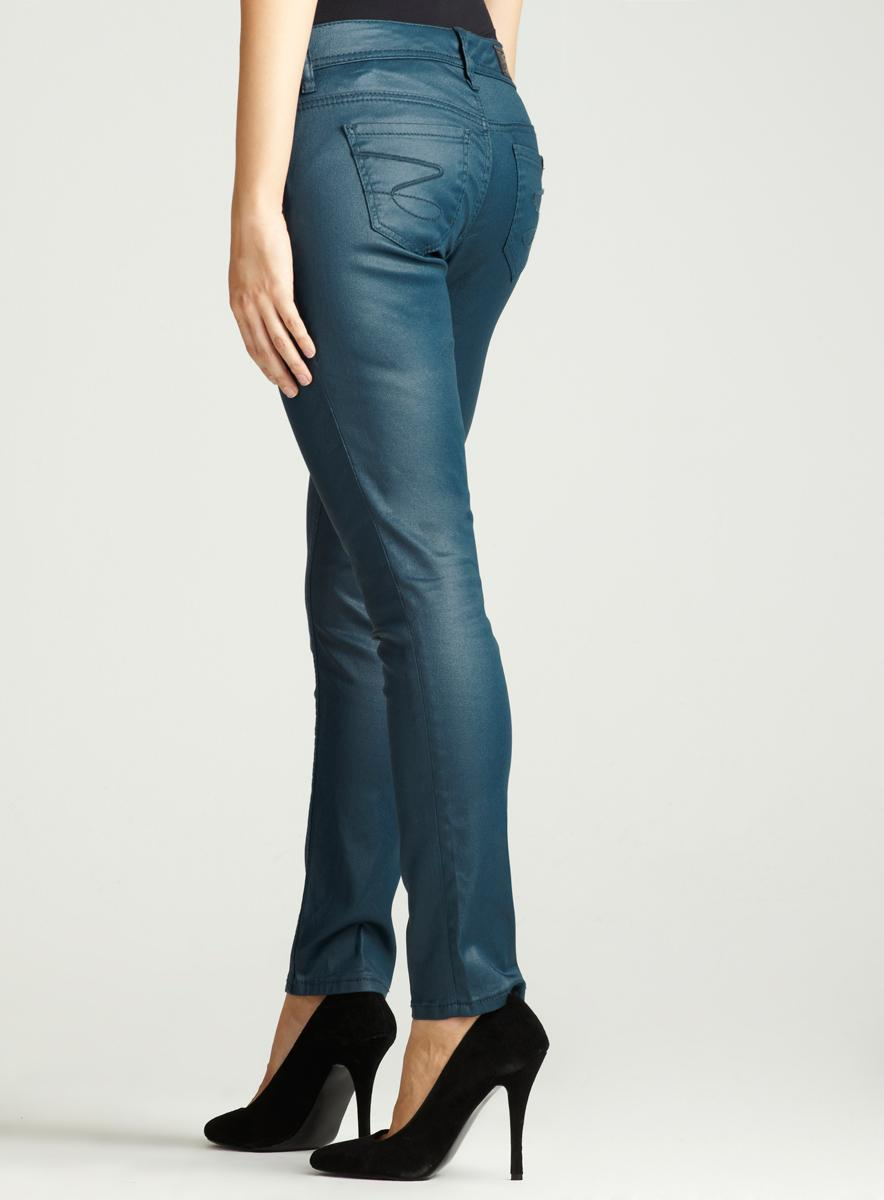 Seven 7 Coated Colored Skinny