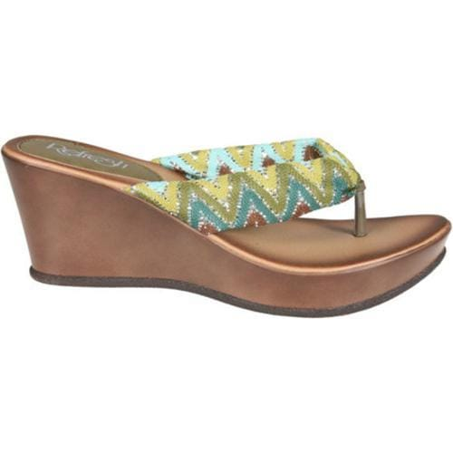 Women's Beston Summer-04 Green - Thumbnail 1