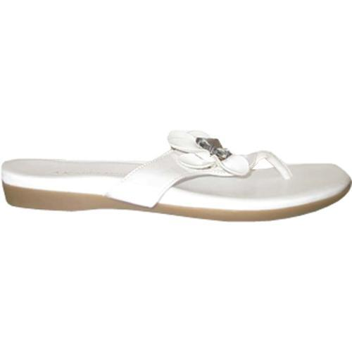Women's Anne Klein Liv White Synthetic