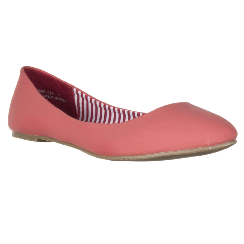 Riverberry Women's 'Jump' Almond-toe Ballet Flats