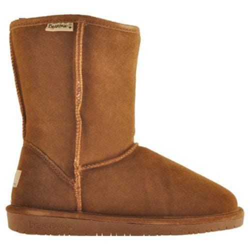 Women's Bearpaw Emma Short Hickory - Thumbnail 1
