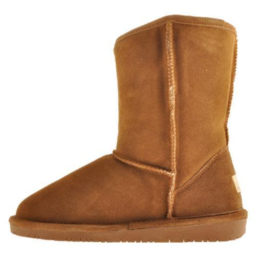 Women's Bearpaw Emma Short Hickory - Thumbnail 2