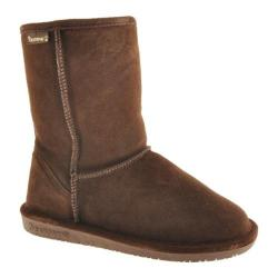Women's Bearpaw Emma Short Chocolate