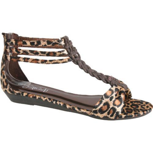Women's Beston Ashanti-01 Leopard