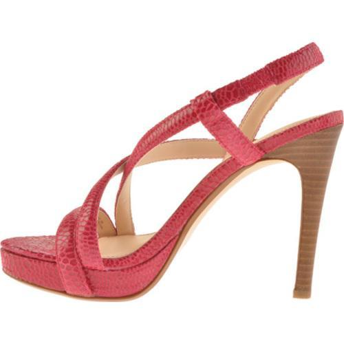 Women's Calvin Klein Prarie Bright Pink Honeycomb Print - Thumbnail 2