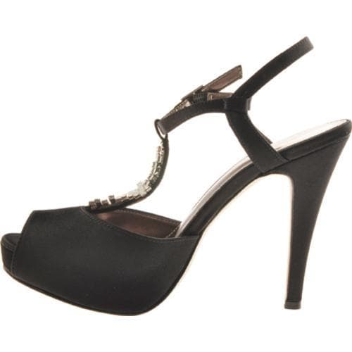 Women's Calvin Klein Pretty Black Satin - Thumbnail 2