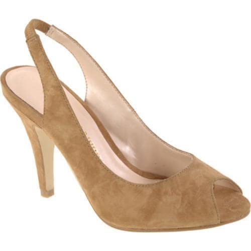 Women's Chinese Laundry Cupcakes Dark Camel Kid Suede