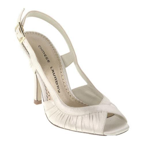 Women's Chinese Laundry Colette Ivory Shiny Supreme